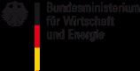 Bundesministerium für Wirtschaft und Energie Logo.