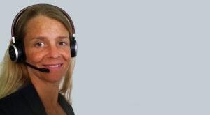 Britta Lambers engagiert sich für Menschen mit chronischen Schmerzen